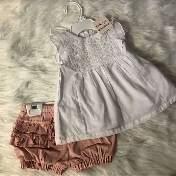 4b141751eb4 Catherine Malandrino Mini Girls NWT